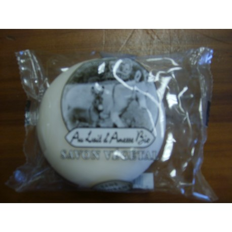 Soap with organic donkey milk