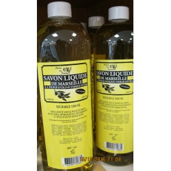 LIQUID SOAP DE MARSEILLE (REFILL) 1L