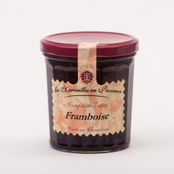 CONFITURE DE FRAMBOISE 370 gr