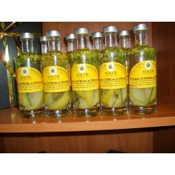 VINEGAR WITH LEMON AND FENNEL 25cl