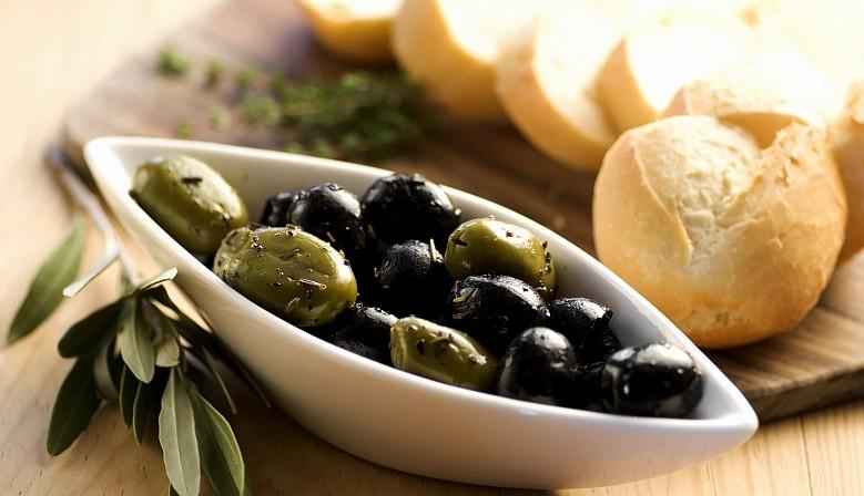 les délices de l'olivier